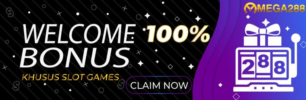 WELCOME BONUS 100 SLOT